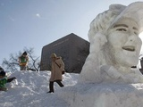 44 Sweet Snow & Ice Sculptures From Asia