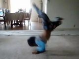 Amazing Breakdance Bboy Kid