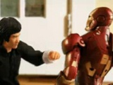Bruce Lee Vs Iron Man Stop Motion