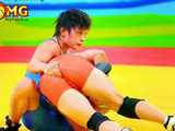 New Asian Wrestling Move