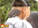 The Asian Mullet