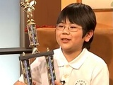 Asian Boy With Freakishly Large Brain Wins Spelling Bee