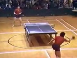 Crazy Ping Pong Player