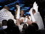 Eminem Gets Teabagged By Bruno At MTV Awards Video