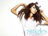Lee Hyori - InStyle & Singles Magazine June 2009