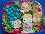 17 Cool Bento Box Food Art Creations