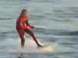 Crazy Shark Surfer