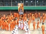 1500 Filipino Inmates' Michael Jackson Tribute