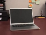 Macbook Transforms Into Spaceship