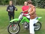 Why Mom's Shouldn't Ride DirtBikes