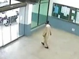 Engineering Student Never Seen A Sliding Door Before