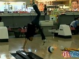 Wacky Bowling Asians