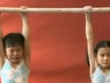 Chinese Gymnasts Start Really Young