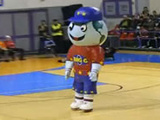 Awesome Mascot Dance!