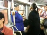 Chinatown Bus Fight