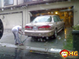 Why Do Asians Like To Wash Car In The Rain?
