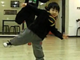 Impressive Hip Hop Dancing Chinese Boy