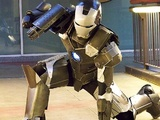Badass War Machine Cosplay Costume