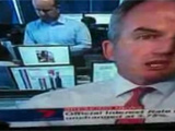Banker Caught Looking At Porn On Live TV