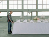 Motorcycle Dinner Table Trick