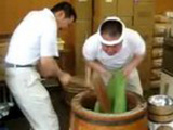 Cool Japanese Dough Pounding