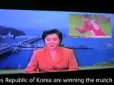 Hilarious North Korean Soccer Broadcast