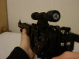 Awesome Lego Sniper Rifle