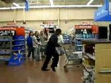 Meanwhile At Wal-Mart...