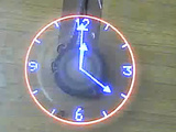 Cool Propeller Clock