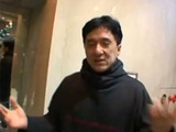 Jackie Chan Is Training A Fish