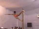 Amazing Indian Pole Dancers