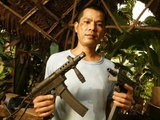 Underground Gun Making In Philippines