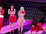 K-Pop Singer Performance Faceplant