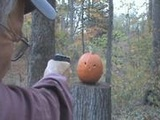 How To Carve A Pumpkin With A Gun