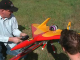 Ridiculously Fast 400mph RC Plane