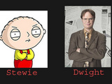 Family Guy = The Office ?