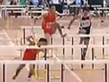 Most Amazing Hurdler
