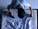Entrancing Video Of Japanese Man Ironing Shirt