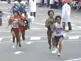 Japanese Marathon Fail