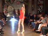 Model Catwalk Fail