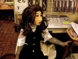 Creepiest Waitress You Will See In Japan