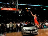 Blake Griffin's 214 Dunks