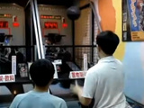 Epic Asian Guy Playing Hoops