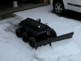 Best Snow Robot Ever!