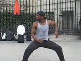 Awesome Street Dance In Paris