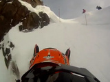 Ultimate Snowmobile Wipeout