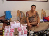 Pics From A Chinese Gangster's Cellphone (22 Pics)