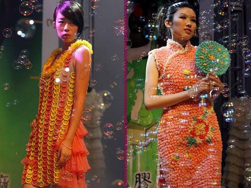 condom-fashion-show