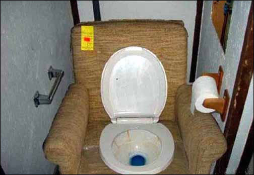 52 Funny And Weird Toilets From Around The World