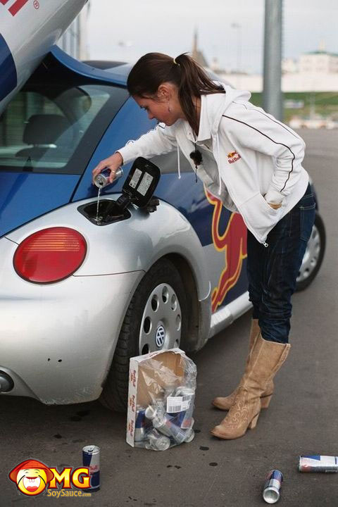 dumb-redbull-girl-gas-tank
